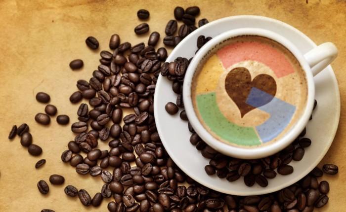 E se o Google produzissecafé?!