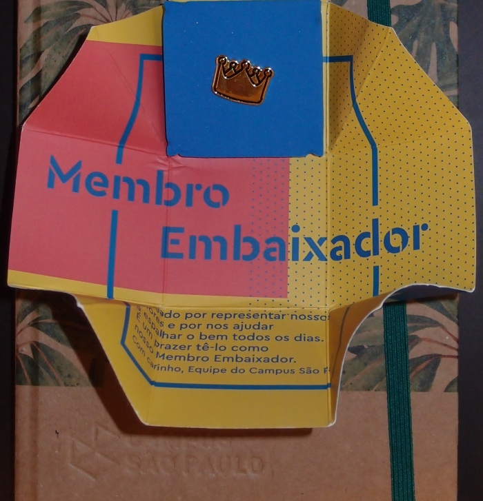 Membro Embaixador do Campus São Paulo – a Googlespace
